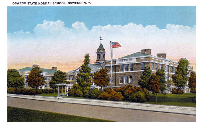 vintage_oswego_state_normal_school_oswego