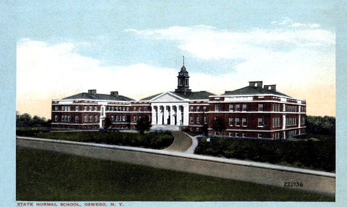 vintage_state_normal_school_oswego